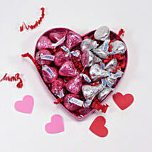 Hersheys Kisses Gift Box: Valentine's Day Gifts to San Diego