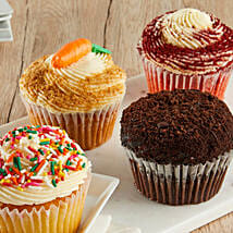 Jumbo Gourmet Assorted Cupcakes: Cup Cakes for USA