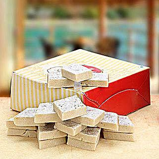 Kaju Katli 360 Grams: Send Sweets to USA