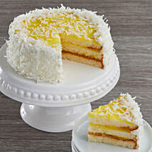 Lemon Coconut Cake: Mothers Day Cakes for United States of America