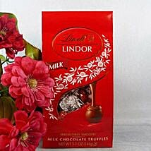 Lindt Milk Chocolate: Anniversary Chocolates to USA