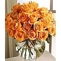 Long Stem Orange Roses: Birthday Gifts Allentown