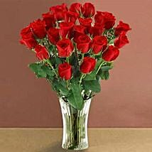 Long Stem Red Roses: Valentine Gifts to San Jose