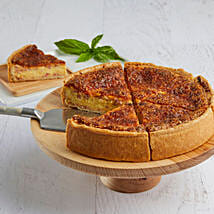 Lorraine Quiche: Send Cakes to Raleigh