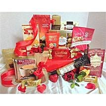 Love Is Romantic gift box: Send Valentine Gifts to Cary
