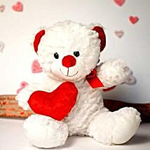 My Heart is 4 U Teddy Bear: Valentine's Day Gift Delivery in Columbus