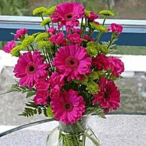 Pink Illusions: Send Flowers to USA