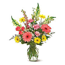 Power of Flowers: Send Miss You Flowers to USA