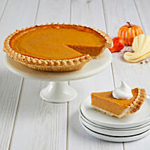 Pumpkin Cheesecake Pie: Send Cakes to Raleigh