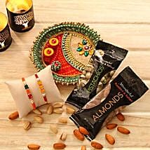 Rakhi Gift of health: Send Rakhi to Madison