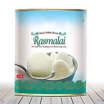 Rasmalai 1Kg: Sweet Delivery in USA