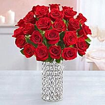 Roses With Sparkle: Valentine Gifts to San Diego