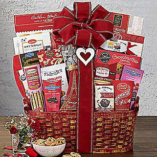 Valentine Extravaganza: Send Valentine Gifts to Cary