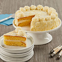 Vanilla Bean Cake: Send Cakes to Santa Clara