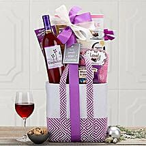 Windwhistle Red Moscato Assortment: Thanks Giving Day Gifts to USA