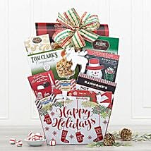 Winter Wonder Gift Basket: Christmas Gift Hampers to USA