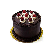 Raspberry n Chocolate Cake: Corporate Hampers to Vietnam