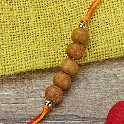 Simple Chandan Rakhi YUG
